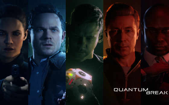 break, quantum, steam, joyce, remedy,