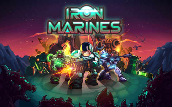 marines, iron, спуск, game, ironhide, обзор,