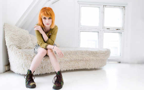хейли, williams, hayley, paramore, singer, rock,