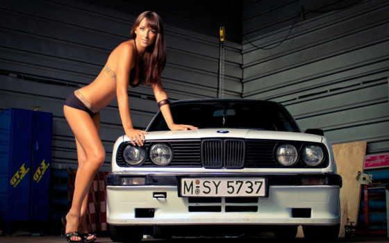 devushki, авто, автомобили
