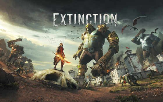 extinction, one, reviews, metacritic, trailer, xbox, playstation, announcement, gaming,