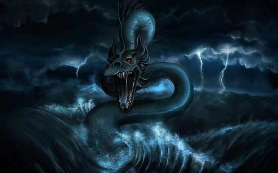 драконы, дракон, дракона, год, водяного, fantasy, лучшая, загружено, dragons,