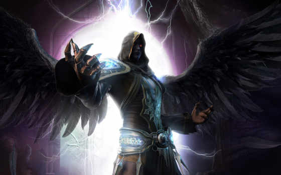 angelas, tamsiai