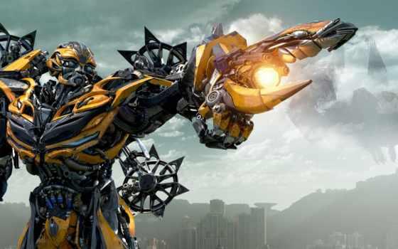 transformers, age, extinction Фон № 36253 разрешение 1920x1200