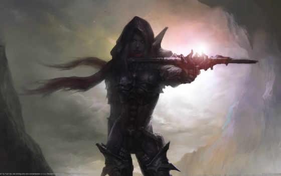 diablo, демонов, hunter