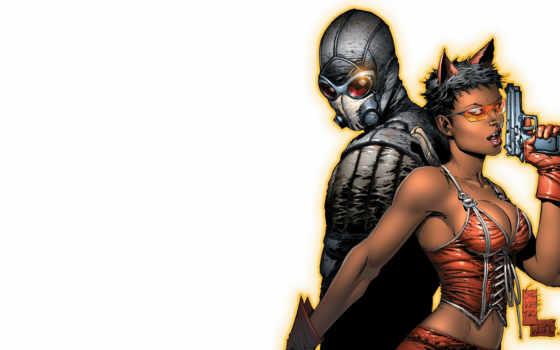 фокс, comics, dangerous, особо, wanted, netflix