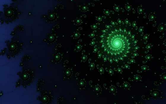 abstract, resolution, spiral, зелёный, universe, pantalla, fondo, im-gene, comentario, participar