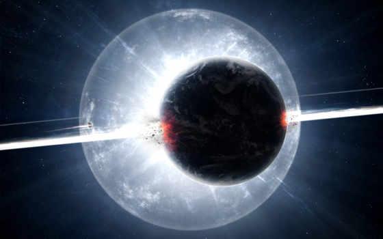 планеты, звезды Фон № 17515 разрешение 1920x1200