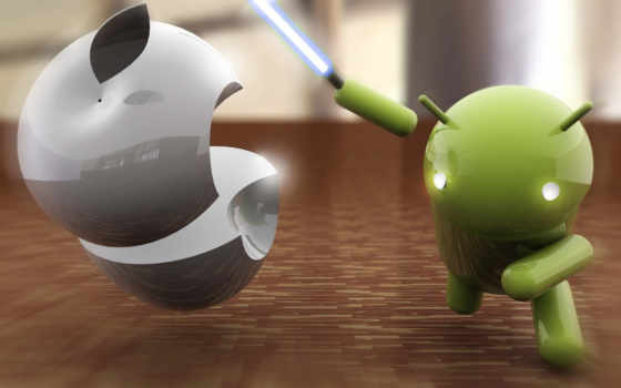 android, живые, удар