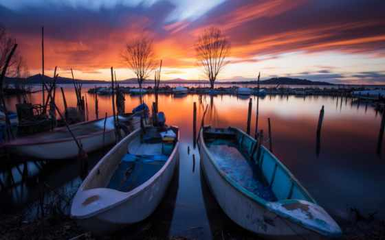 море, kayak, природа, лодка, kartinik, free