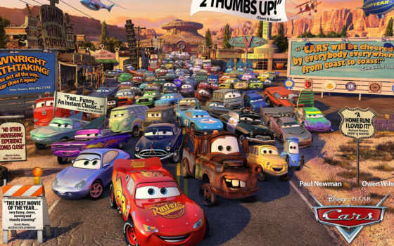 cars, movie, pixar, disney, плакат, movies,