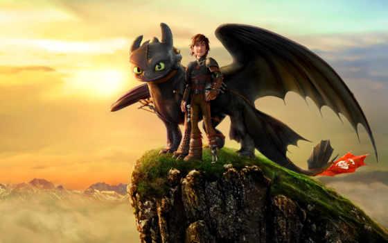 entrenar, dragón, дракон, como, cómo, película, que,