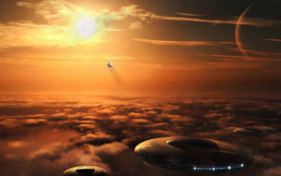 выпуск, серии, ufo