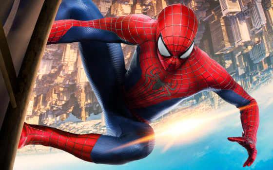 паук, amazing, мужчина