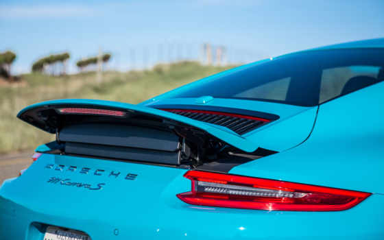 blue, photos, miami, rear, spoiler, carrera,