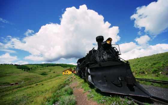 железнодорожник, день, открытки