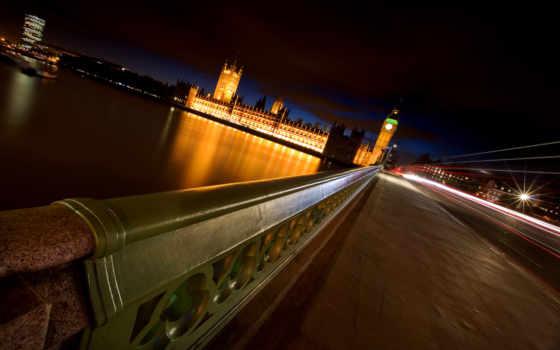 взгляд, моста, мост, londone, london,