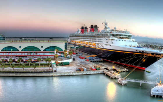 cruise, порт, disney, airport, корабли, orlando, transportation, this,