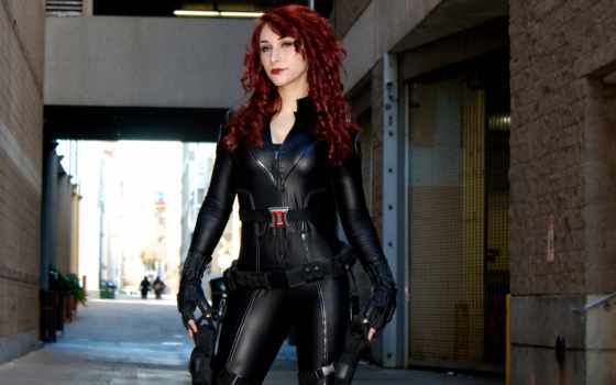 cosplay, black, widow, плохой, free,