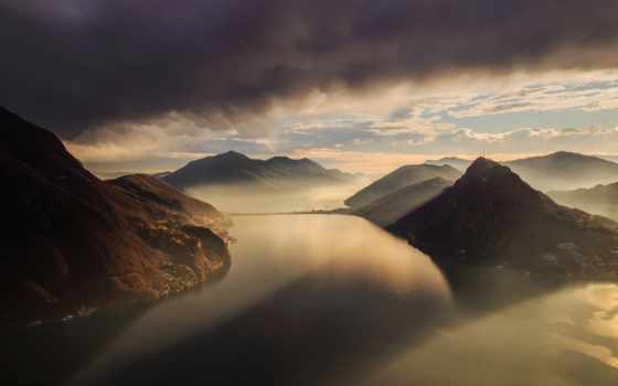 гора, швейцария, landscape, закат, canon, свет, тег, alex, лугано, eos