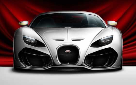 bugatti, concept