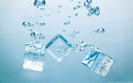 ice, cubes