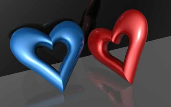 love, heart, hearts, desktop, blue, сердца, him, red, her, код, images, resimleri,
