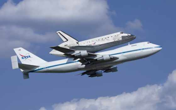 авиация, shuttle, nasa