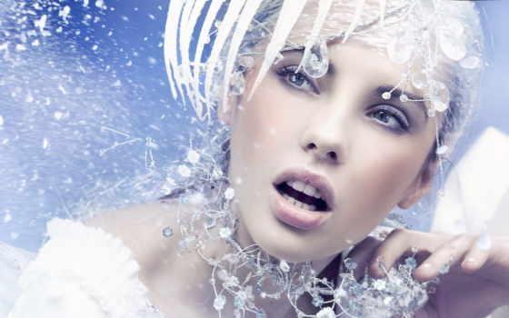 изображение, снежной, королевы
