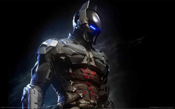 рыцарь, batman, arkham