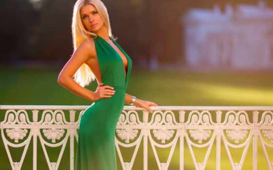 платье, blonde, подборка, креативная, девушка, широкоформатные,