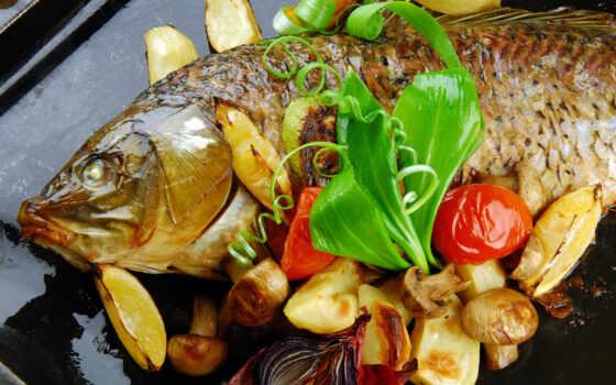 fish, рецепт, печь, white, эти, блюдо, zapechit, карп, choose, смо, confectionery