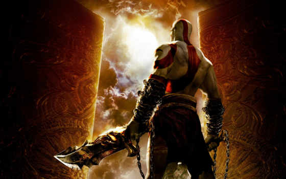 god, war, kratos, olympus, chains, game, www,