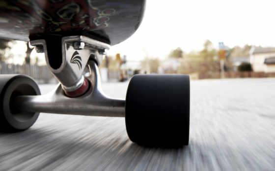 longboard, skate