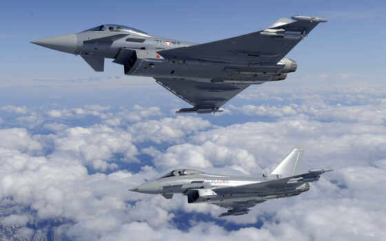 eurofighter, typhoon, dreamliner
