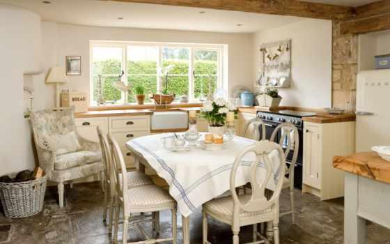 kitchen, интерьер, стиль, country, широкоформатные, комната, design, бесплатные,
