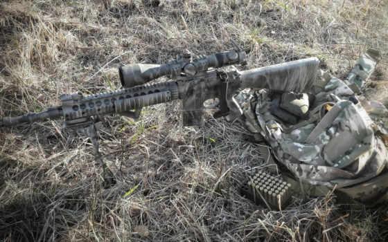 винтовка, прицельный, снайперская