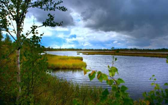 природа, пейзажи -, красивые, сша, монитора, tapety, отходя,