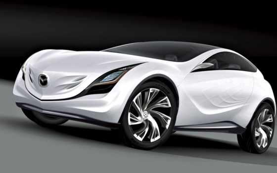 mazda, kazamai, concept, motor, car, показать, москва, внедорожник,