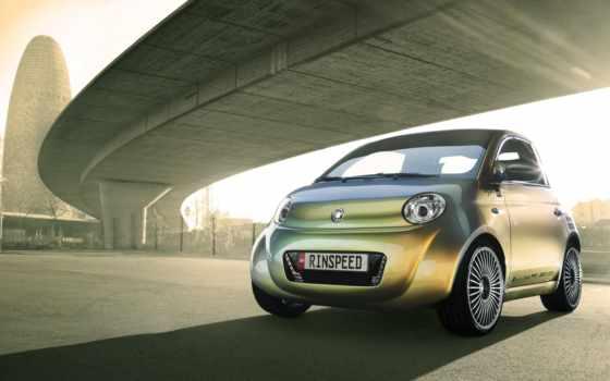 rinspeed, uc, car, concept, картинка, geneva, авто, electric,