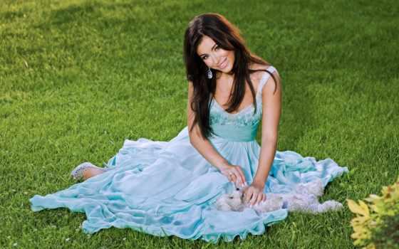 лорак, ани, платье, красивые, платья, начале, платьях, devushki, singer, сонник, красивая,