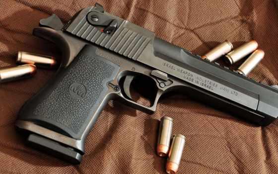 пустыня, орлан, пистолет, caliber