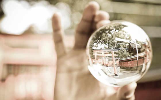 шар, glass, альбома