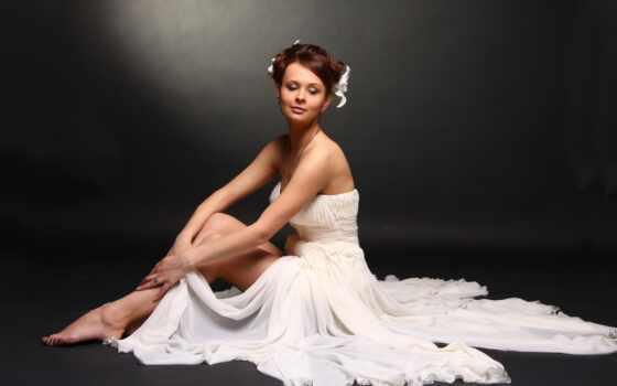 невеста, свадебный, модель