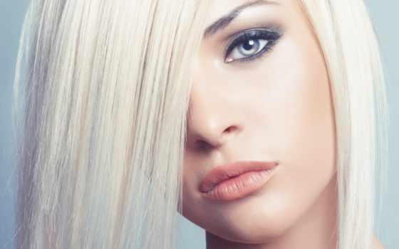 макияж, глазами, блондинок, глаз, голубыми, красивых, платье, идеи, под, макияжа, голубых,