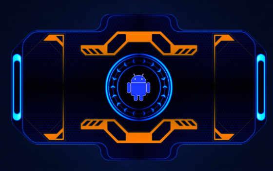 android, картинка, neon, компьютеры, apple,