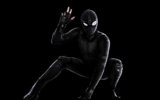 паук, мужчина, black, масть, human, far, home, далеко, house, new