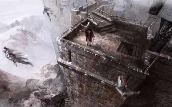 колдун, крыша, душі