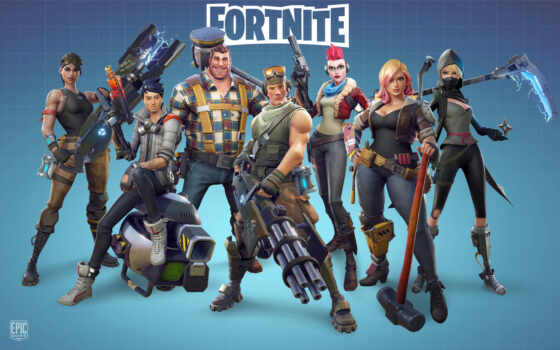 fortnite, game, фортнайт, epic, royal, битва