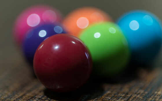 solid, colorful, love, мяч, сердце, box, watch, multicolored